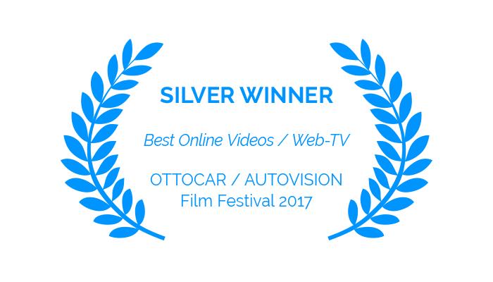 Award – Silver Winner, Best Online Videos / Web-TV, OTTOCAR / AUTOVISION Film Festival 2017