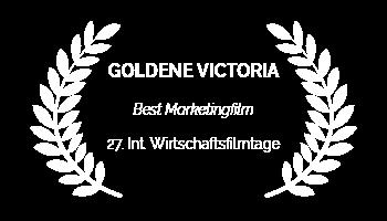 Filmproduktion Frankfurt/Zürich - nsm - goldene Victoria - Best Marketingfilm - 27. Int. Wirtschaftsfilmtage